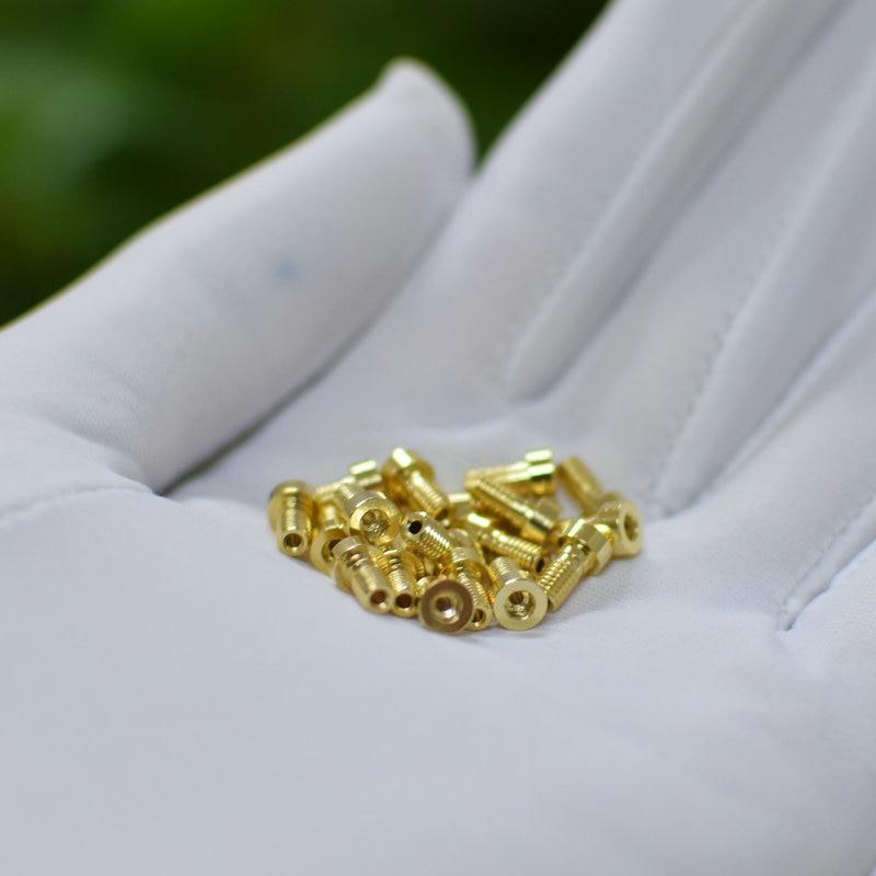 Hadaly Rda Bf Pin Gold Pin Ecig Accessories