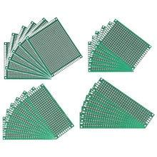 20 шт/лот 5x7 4x6 3x7 2x8 см Односторонний прототип печатной