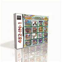 482 in 1 Heißer Spiel Patrone Für DS 2DS 3DS Spiel Konsole mit New Super Marioed Brothers Kart Partei Luigied partner in Zeit