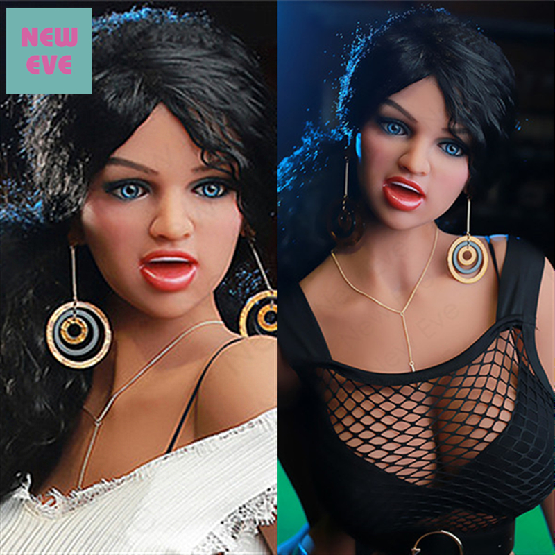 170cm 5 58Ft Silicone Doll For Sex Huge Breast Black Stripper Game Star Latina Vagina Pussy