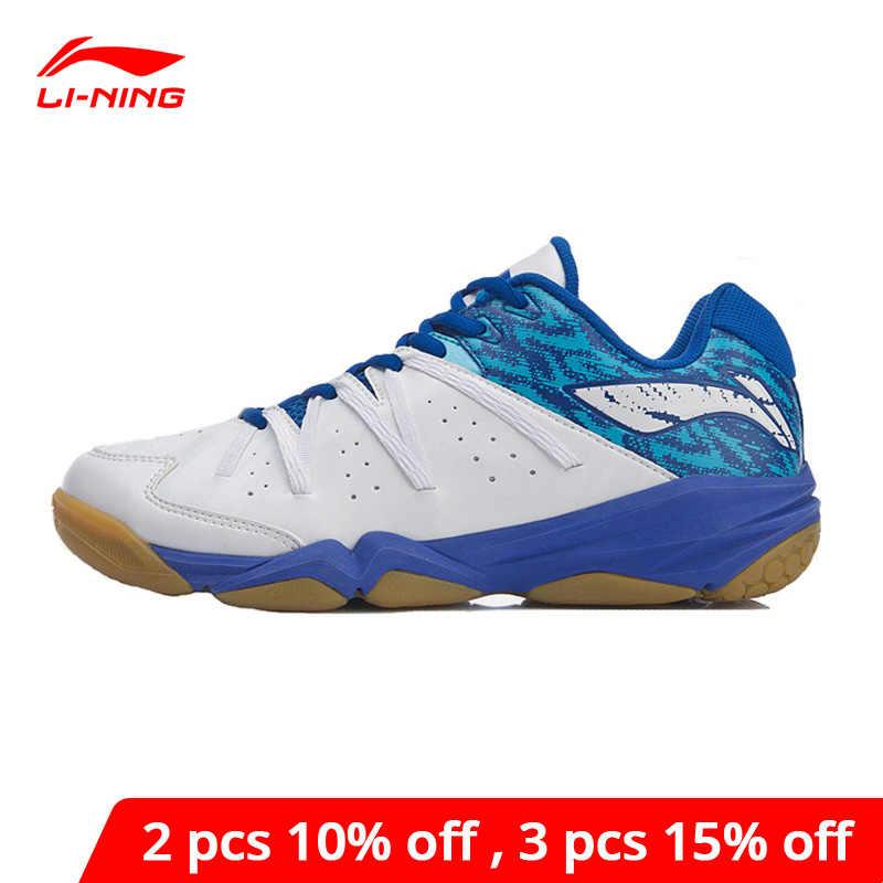Li-Ning Uomini ACC 19V2 di Badminton Scarpe Da Indossare Anti-Sdrucciolevole Fodera li ning Scarpe Sportive di Fitness Scarpe Da Ginnastica AYTP017 XYY109