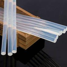 10 шт прозрачные Клеевые стержни для термоклеевого пистолета