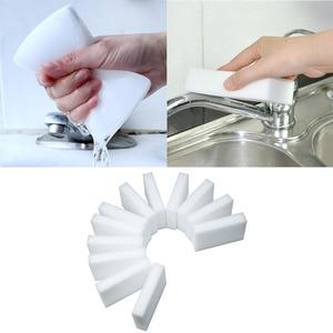 10/20/50 PCS Multi-functional Magic Sponge High Density Eraser Home Cleaner Cleaning Sponges for dish Kitchen