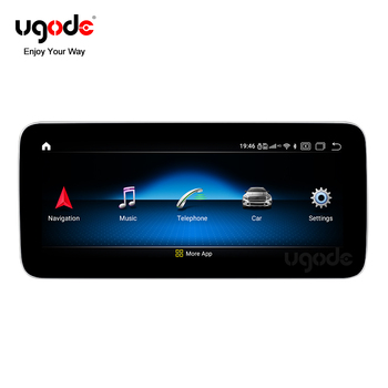 Android 9.0 Navigator Car Multimedia 10.25 Inches Radio Coche Screen Monitor For Mercedes Benz G CLASS G63 G65 AMG G500 12-17