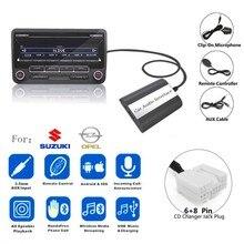 CD Changer Adapter Bluetooth Car Music AUX DOXINGYE Grand-Vitara Suzuki Swift USB