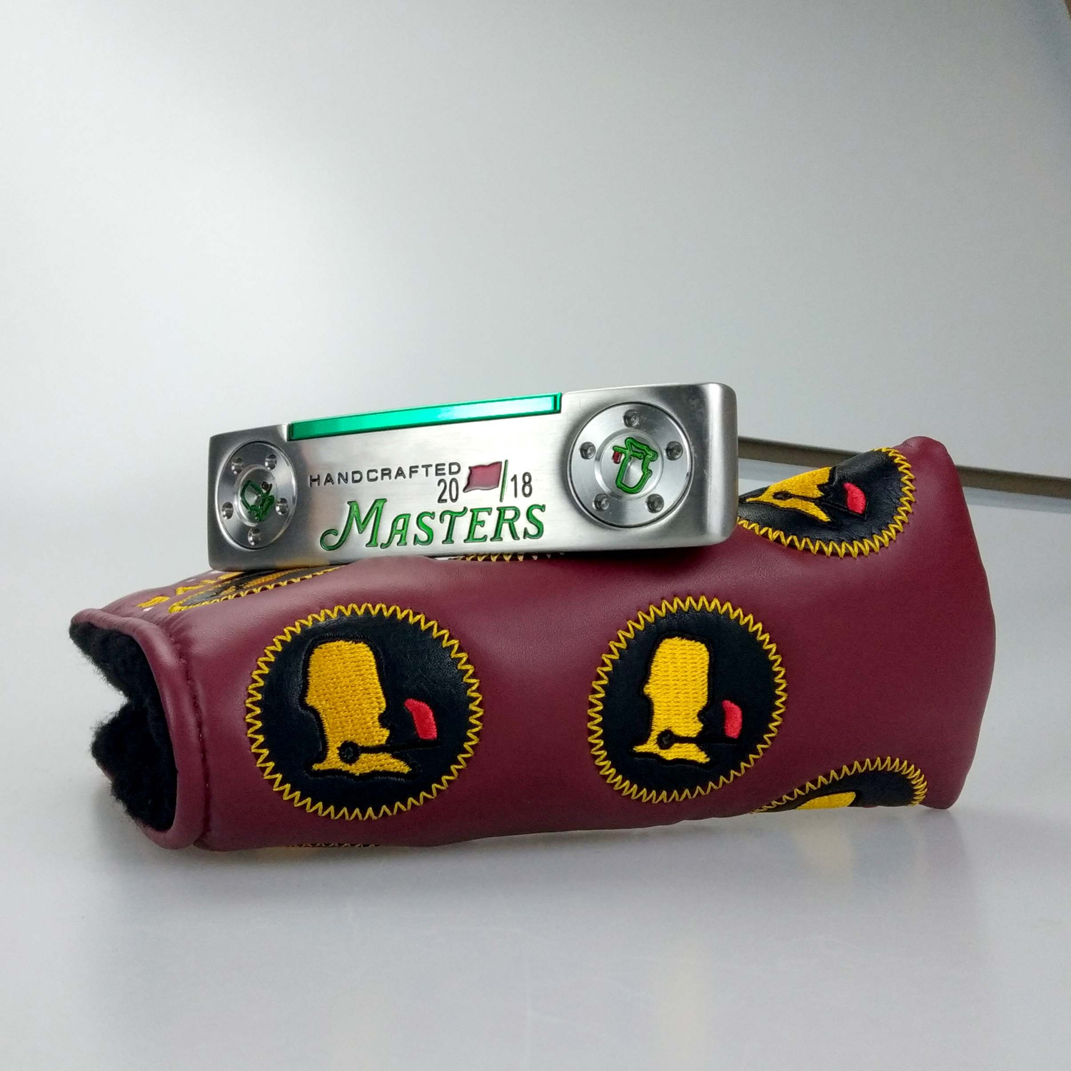 Golf Clubs Golf Putter Green Map Putter 32-36 Inch High Quality With Head Cover Free Shipping