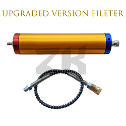Hochdruck 300bar Luft Gun PCP Pumpe Filter Elektrische Kompressor Tauchen Wasser-Öl Separator
