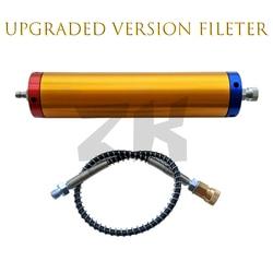 Hoge Druk 300bar Lucht Pistool Pcp Pomp Filter Elektrische Compressor Duiken Water-Olie Separator