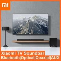 Xiaomi Mi TV Soundbar Cinema Home Theater Edition 100W Soundbar ottico SPDIF 5.0 compatibile con Bluetooth con altoparlante Mi Subwoofer