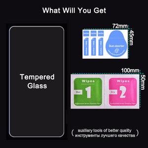 Image 5 - De cristal para Samsung Galaxy A50 A70 A10 Protector de pantalla de cristal templado para Samsung A50 A70 A10 A30 A40 A20 A20e A30S M20 A60 A80