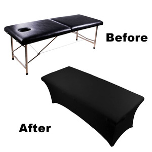 Image 4 - Special Eyelash Extension Elastic Bed Cover Sheets Stretchable Bottom Cils Table Sheet For Professional Lash Bed Makeup Salon