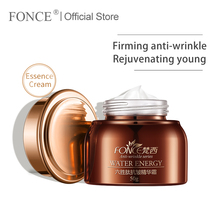 Fonce Six peptide Anti Wrinkle Face Cream 50g Anti Aging Dry Skin Hydrating Facial Lifting Firming Peptide Serum Day Night Cream janssen dry skin radiant firming tonic