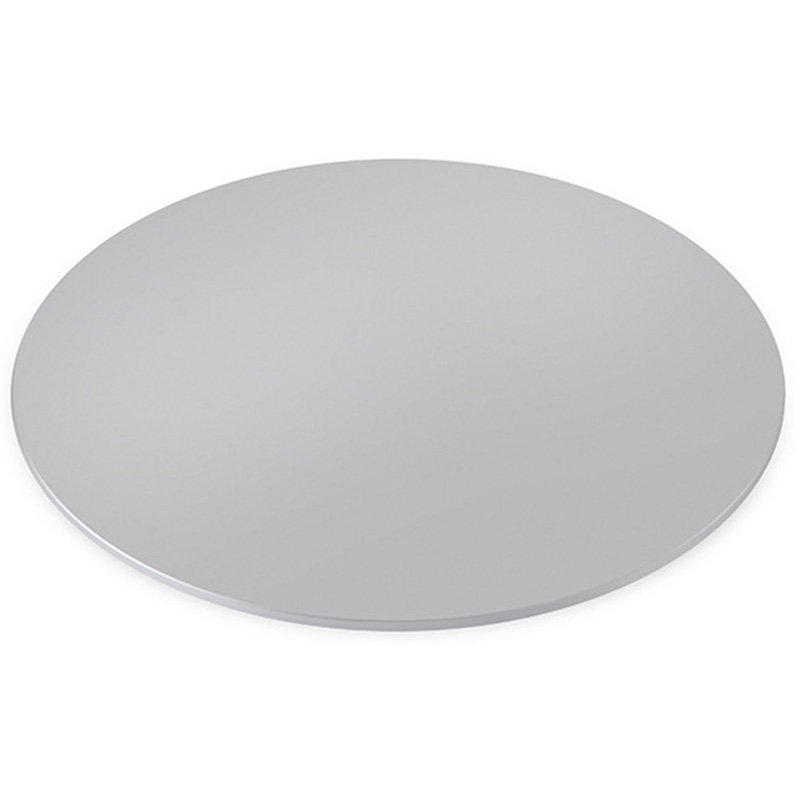 360 Rotation Computer Monitor Base Disc Non-Slip <font><b>Laptop</b></font> Notebook Aluminum Alloy Stand <font><b>Dock</b></font> for Television Projector image