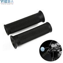 Резиновые аксессуары для мотоциклов ручка для Honda cb 600 600/SA Yamaha XT 660 X R Z YZF R1 R3 R6 XMAX 125 250 300 400