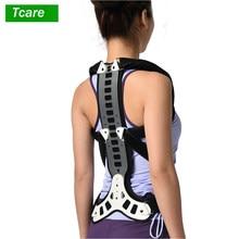 Tcare 1 szt. Korektor postawy podparcie pleców wygodne plecy i orteza na ramię dla Unisex-urządzenie medyczne poprawiające złą postawę