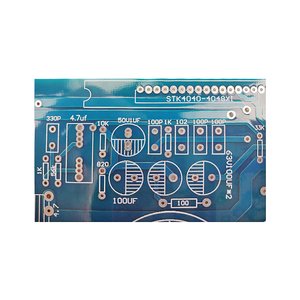 Image 5 - GHXAMP فيلم سميك مكبر كهربائي ثنائي الفينيل متعدد الكلور لوحة فارغة ثنائي القناة عالية الحالية STK4036 STK4050 لجميع STK4040XI STK4048XI