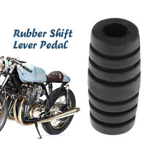 35 мм рычаг переключения передач для мотоцикла педаль резиновая ШЕСТЕРНЯ Рычаг переключения ручного тормоза носок Peg педаль для Yamaha Honda Kawasaki KTM Ducati Racing и т. д