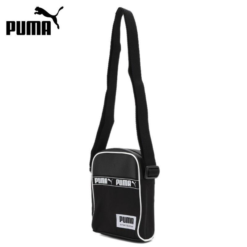 Original New Arrival PUMA Campus Portable Unisex  Handbags Sports Bags