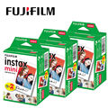 Fujifilm Instax Mini Film White 40 - 100 листов для Fuji Instant Photo Camera Mini 11 9 8 7s Link SP-1/SP-2 (истекший 2022,04)
