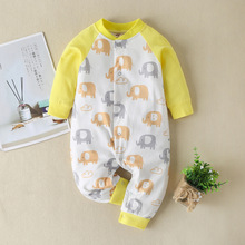 Newborn Baby Clothes Cotton Long Sleeve Spring Autumn