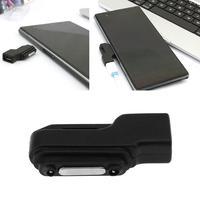 Adaptador de Conector Micro USB a cargador magnético para SONY Xperia Series Z3 Z3 Compact Z2, Z1, Z1 Compact Mini, Z3 Tablet Compact
