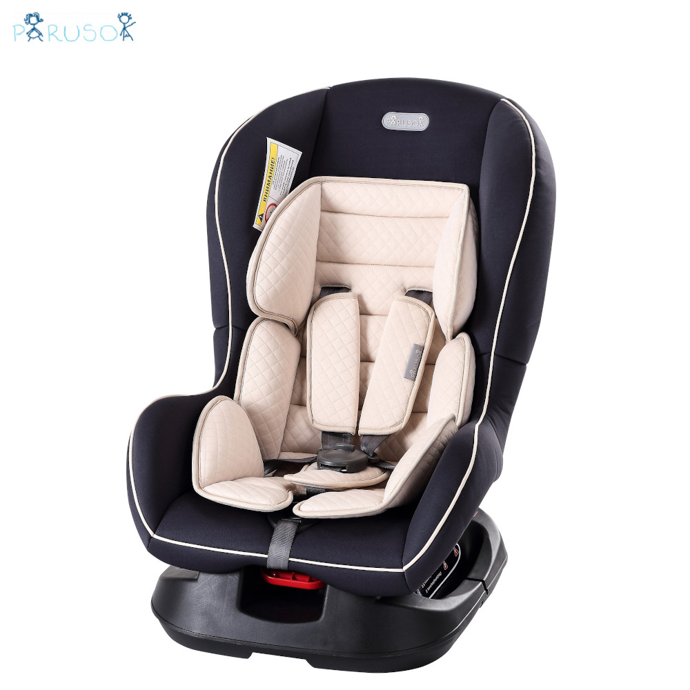 Child Car Safety Seats Parusok 299665 for girls and boys Baby seat Kids Children chair autocradle booster  Black KK-303b
