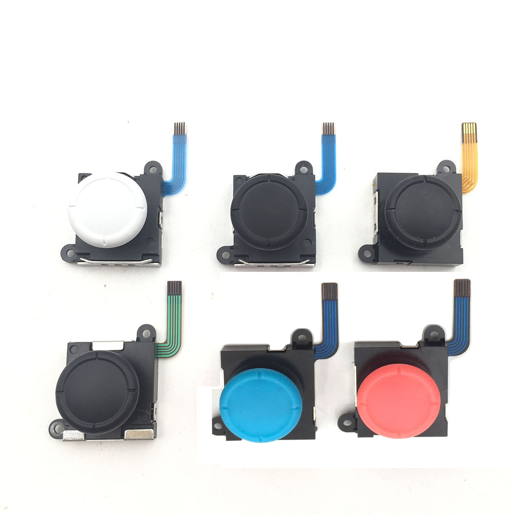 Original Or Not For Switch Lite NS NX 3D Analog Joysticks Thumbstick Replacement For Switch Joy-Con Controller Stick Repair