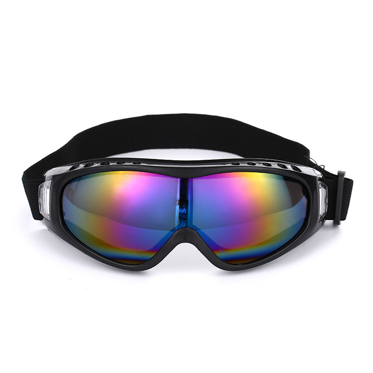 Outdoor Goggles Riding Motorcycle Sports Eye-protection Goggles Wind-Resistant Sand Fan Tactical Equipment Ski Glasses