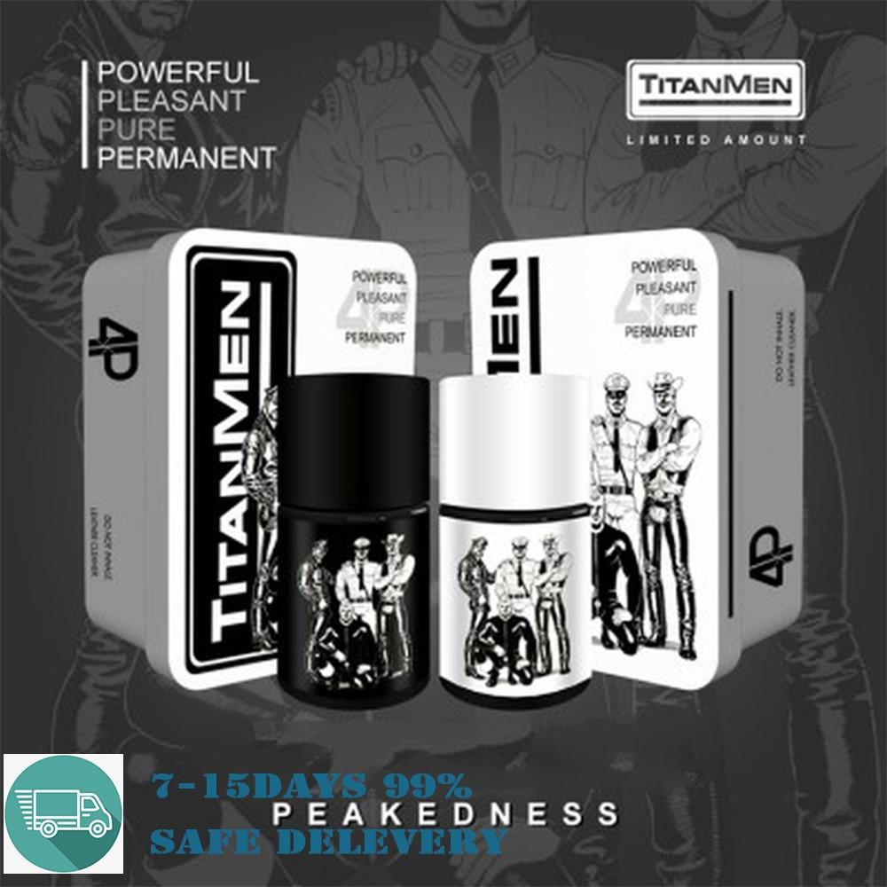 New 40ml R.S.  Delay Spray Stronger TITANMEN 4P For Men Liquid With 3 Balls Gay Sex Toys Couples Enhancer Orgasms