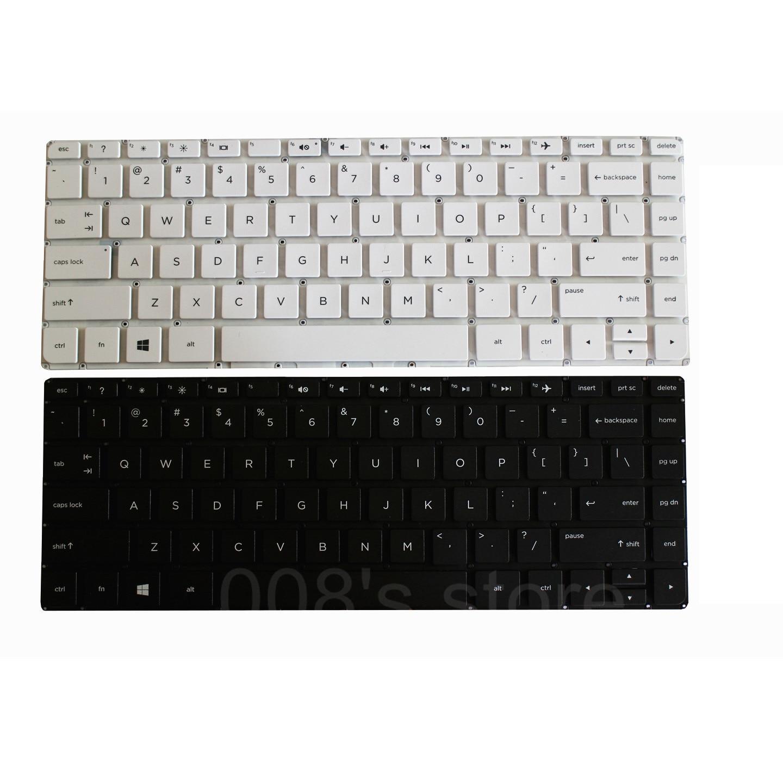 Новая английская клавиатура US для HP Pavilion 14-v 14-v052tx 14-v053tx 14-v054tx 14-v055tx 14-v056tx 14-v001tu 14-v001tx v048 v049