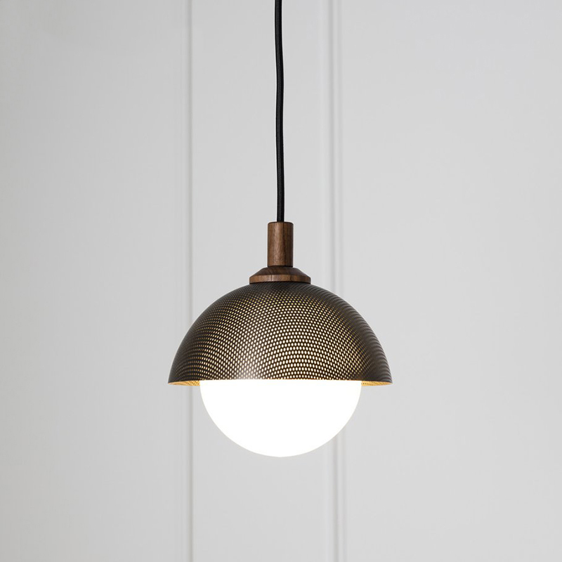 Nordic Simple Glass Metal Pendant Lights LED Pendant Lighting Living Room Dining Room Bedside Bedroom Office Loft Hanging Lamp|Pendant Lights|Lights & Lighting - title=