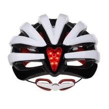 Наружное оборудование для взрослых велосипедный шлем с задним светодиодный светильник, велосипедный шлем Велоспорт, велосипедный шлем с светильник