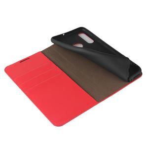 Image 5 - Natuurlijke Lederen Skin Flip Wallet Boek Telefoon Case Op Voor Huawei Honor 20 S 20 S Honor20s 2019 Global MAR LX1H 4/6 128 Gb