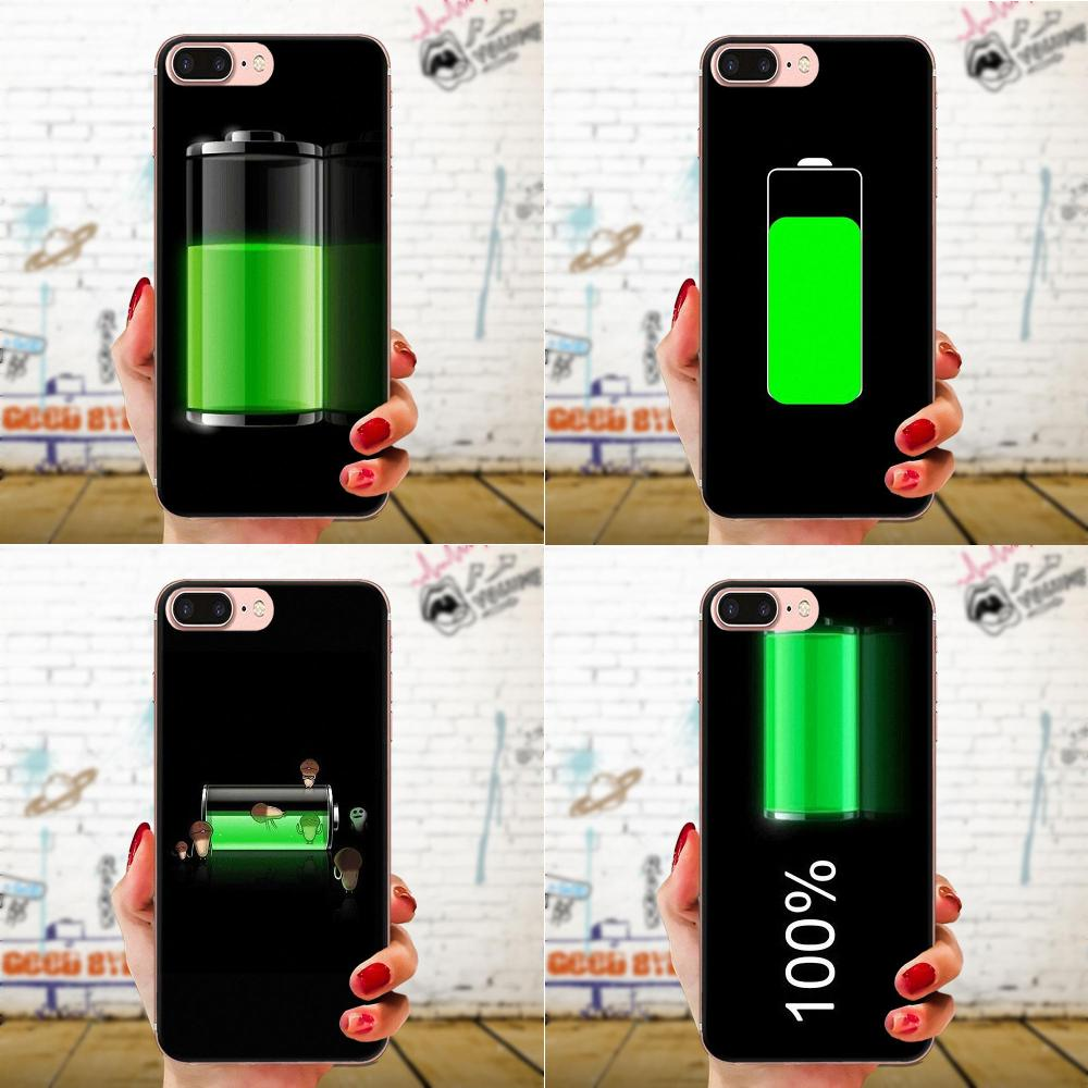 <font><b>Battery</b></font> Life Cycle Funny For <font><b>Sony</b></font> <font><b>Xperia</b></font> Z Z1 Z2 Z3 Z4 Z5 compact Mini M2 M4 M5 T3 E3 E5 <font><b>XA</b></font> XA1 XZ Premium Soft Coque <font><b>Case</b></font> Capa image