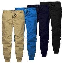 INCERUN,, обычные брюки, мужские повседневные брюки, джоггеры, облегающие, Мужская одежда, брюки с эластичными манжетами, одежда, Pantalon Hombre, брюки