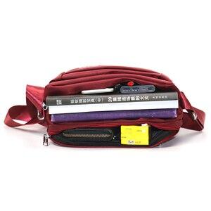 Image 3 - Повседневная мужская сумка мессенджер GREATOP, модные Наплечные сумки с несколькими карманами, 4 цвета, водонепроницаемая оксфордская сумка для деловых поездок, Y0026