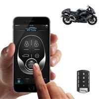 Localizador gps locator voor bike motorcycle gps tracker met afstandsbediening motor start door app