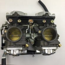 SherryBerg פחמימות ליפאן קרבורטור עבור ימאהה XV400 V400 קרבורטור הרכבה עבור V400 V535 V600 V650 להארלי 883 batavus