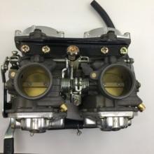 SherryBerg carb LIFAN gaźnik dla Yamaha XV400 V400 montaż gaźnika dla V400 V535 V600 V650 dla Harley 883 vegaser