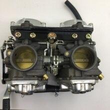 Sherryberg Carb Lifan Carburateur Voor Yamaha XV400 V400 Carburetor Montage Voor V400 V535 V600 V650 Voor Harley 883 Vegaser