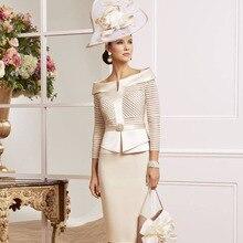 tailor shop custom made mother of bride dress