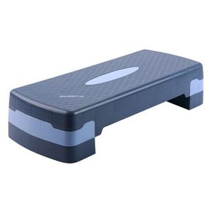 Image 4 - Equipo de ejercicio ajustable plataforma de paso para deportes y Fitness, ejercicio aeróbico multifuncional Step Workout Stepper de Fitness ejercicio