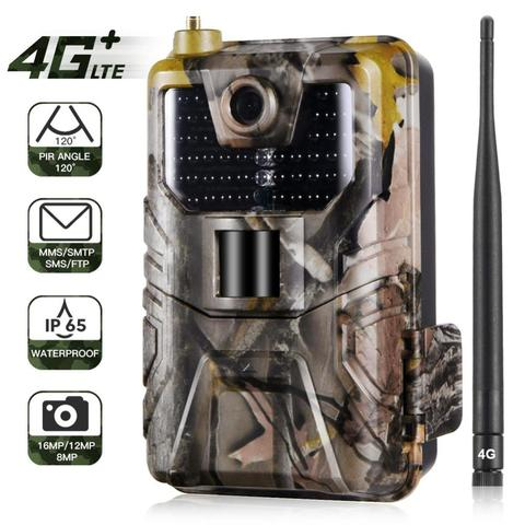 hc 900lte 4g ao ar livre caca camera 16mp trail camera 940nm foto armadilhas 0