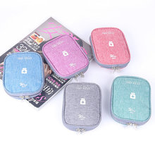 Empty First Aid Kit Emergency Medical Box Portable Travel Outdoor Camping Survival Medical Bag Big Capacity Home/Car