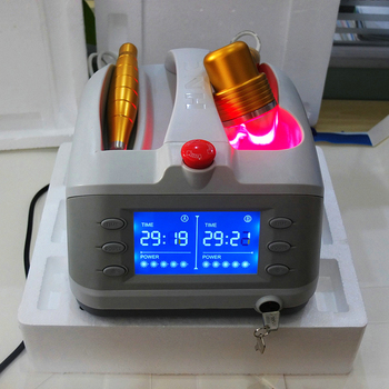 New Professional 650nm 808nm LLLT Laser Acupuncture Pain Relief Machine