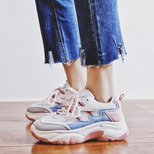 2019 Spring Autumn Fashion Ladies Casual Shoes For Woman Vulcanized