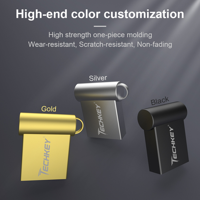 Usb flash drive 64GB 32GB 16GB 8GB 4GB mini pen drive USB 2.0 Custom logo pendrive portable memory stick free shipping 1