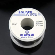 DishyKooker 50g 0.8mm/1.0mm Tin Lead Solder Wire Rosin Core Soldering