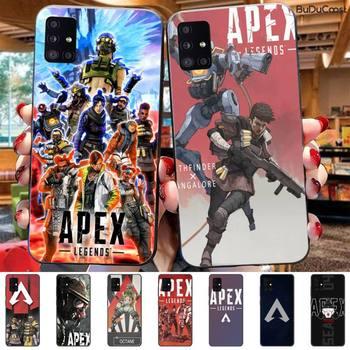 Hot new game Apex Legends Phone Case For Samsung A10 A20 A30 A40 A50 A70 A71 A51 A6 A8 A7 2018 1