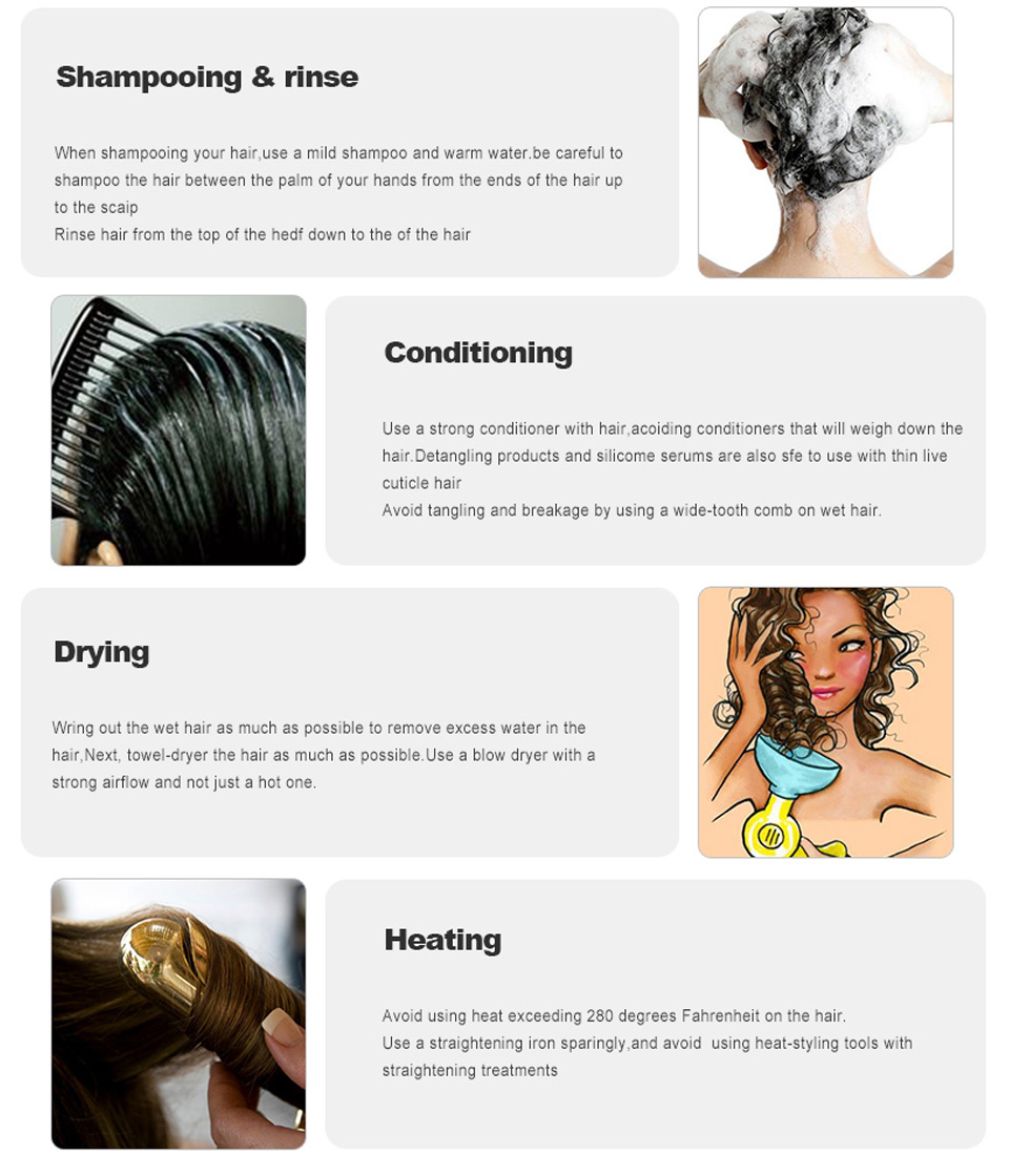 cabelo humano peruca cosplay para preto